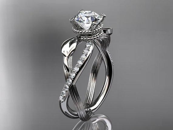 Western Wedding Rings Styles