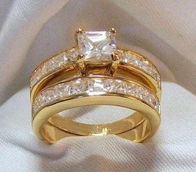 western wedding rings - Western Style Wedding Rings