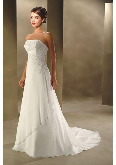 empire bridal dresses