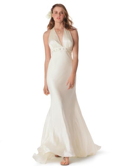 informal wedding dress for women