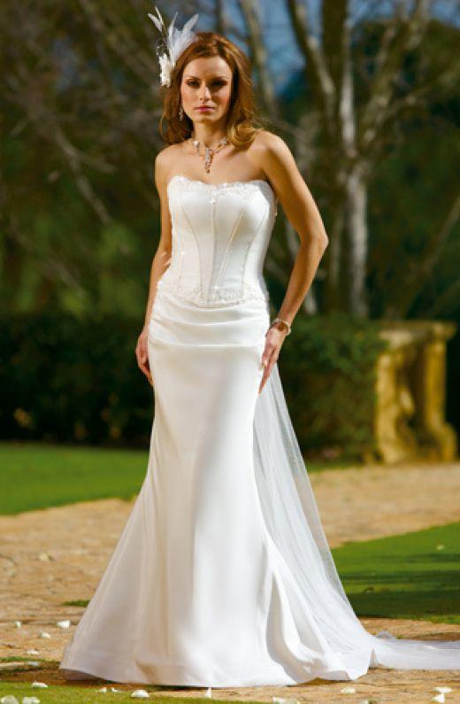 informal wedding dresses 2012