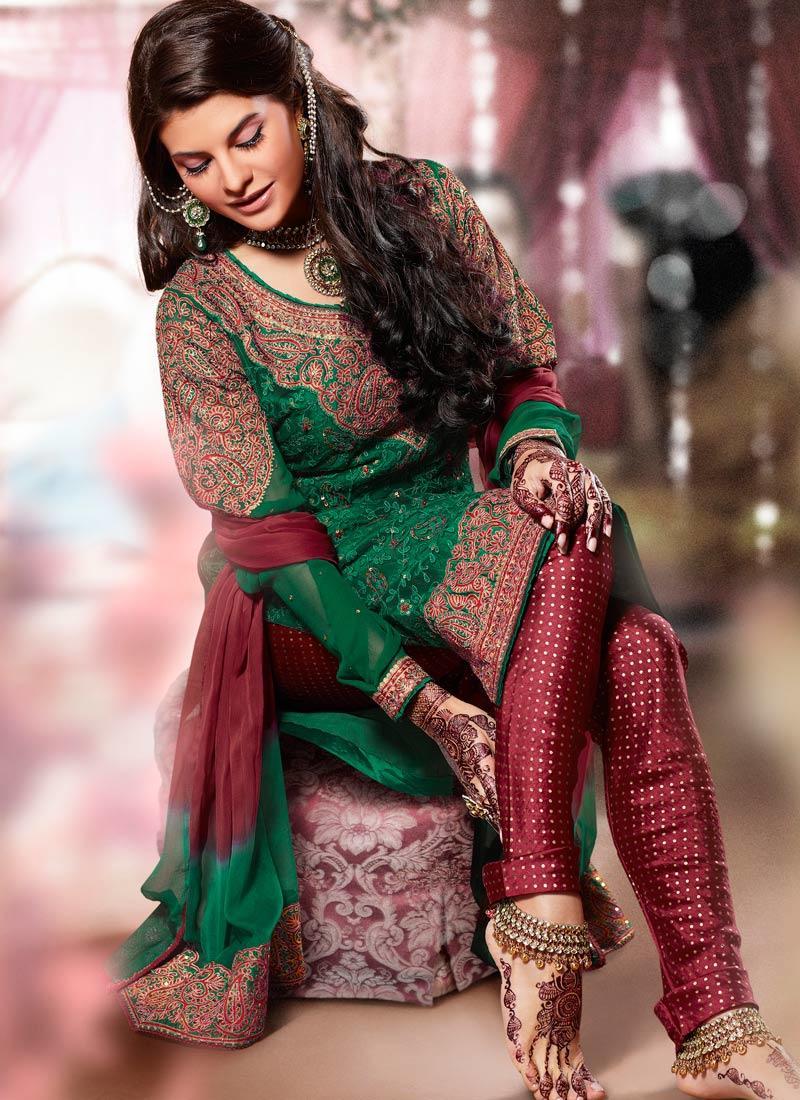 salwar kameez for muslim bride