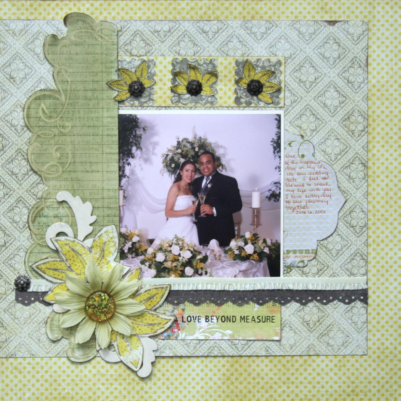 Free Wedding Ideas: Wedding Scrapbook Ideas