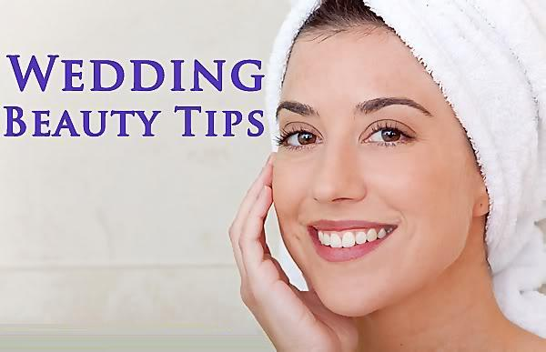 Wedding Tips For Beauty