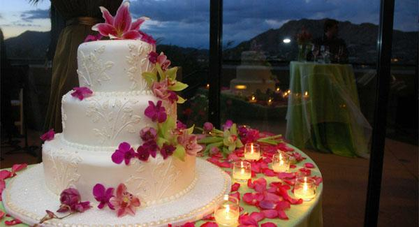 michigan wedding cakes