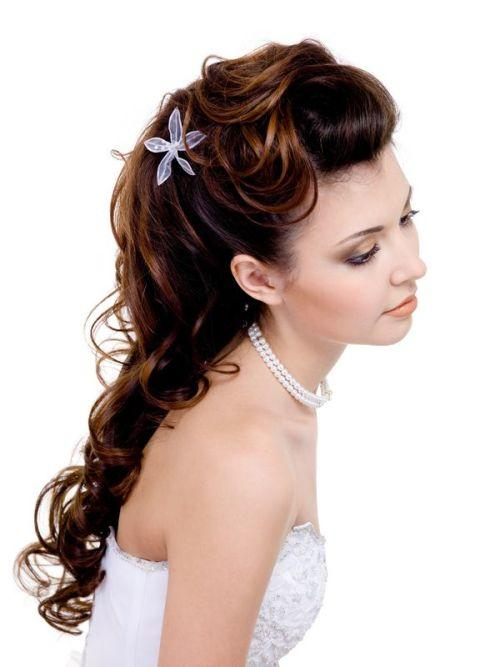 Hairstyles for Wedding 2012
