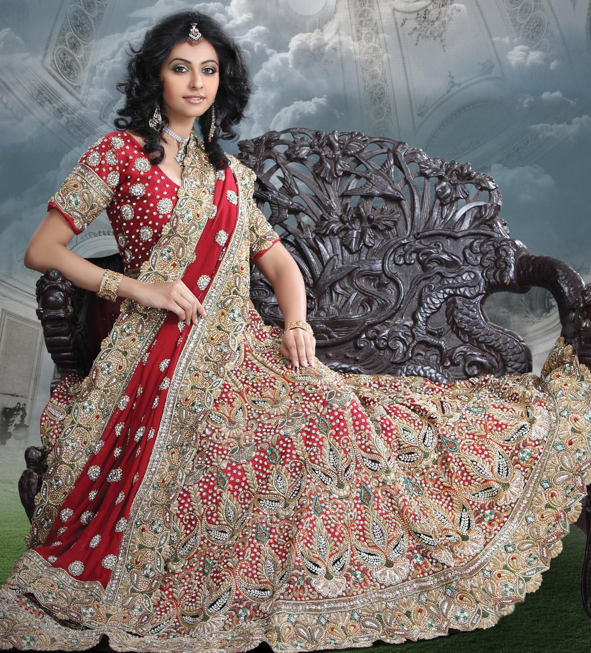 Wedding lehenga2