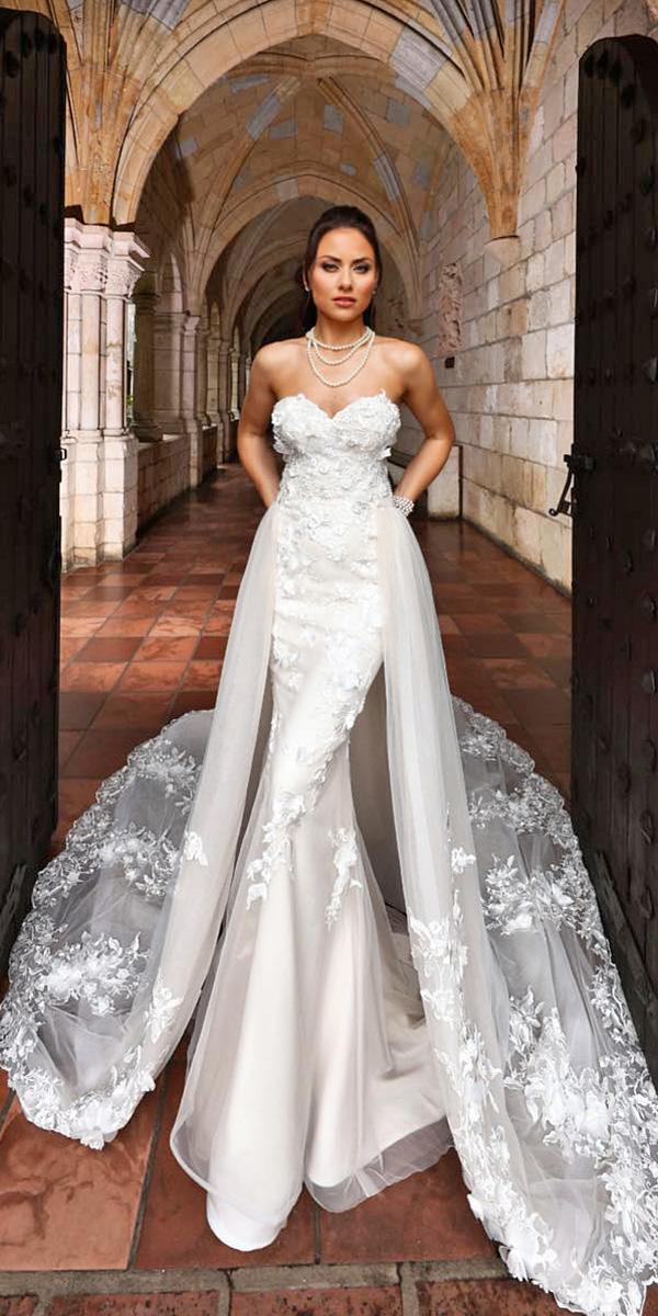 21 most wanted white elegant gowns wedding dresses guide for Most elegant wedding dresses