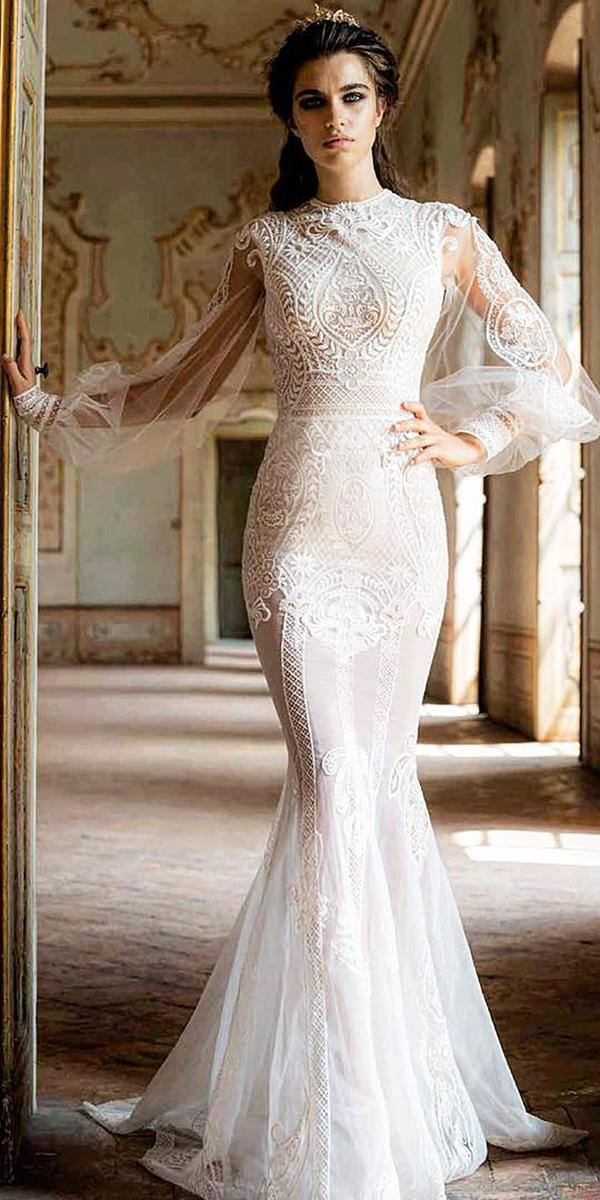 18 most wanted white elegant gowns  wedding dresses guide