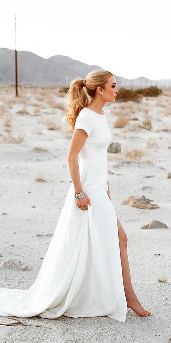 24 Rustic Wedding Dresses To Be A Charming Bride Wedding Dresses Guide