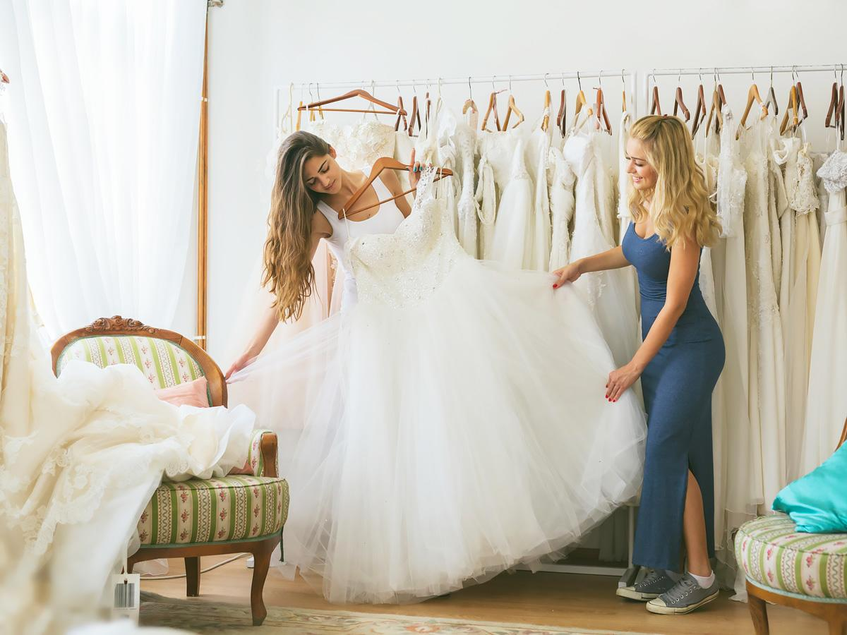 bridal gowns featured