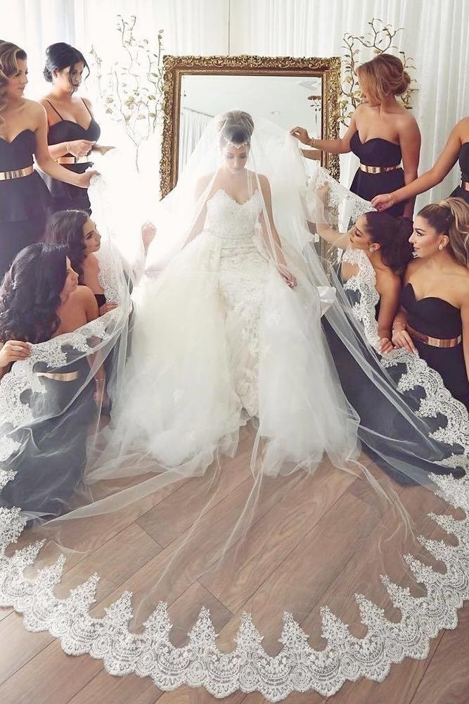 Helpful Guide On How To Choose Wedding Veils