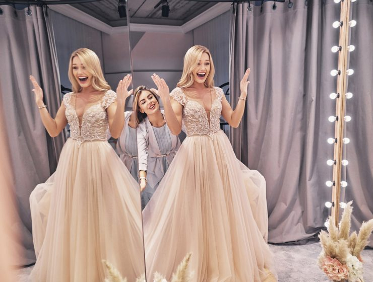 how to choose a wedding dress featured