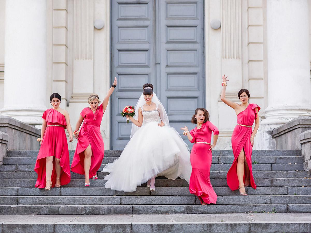 how to choose best bridesmaid gowns dresses