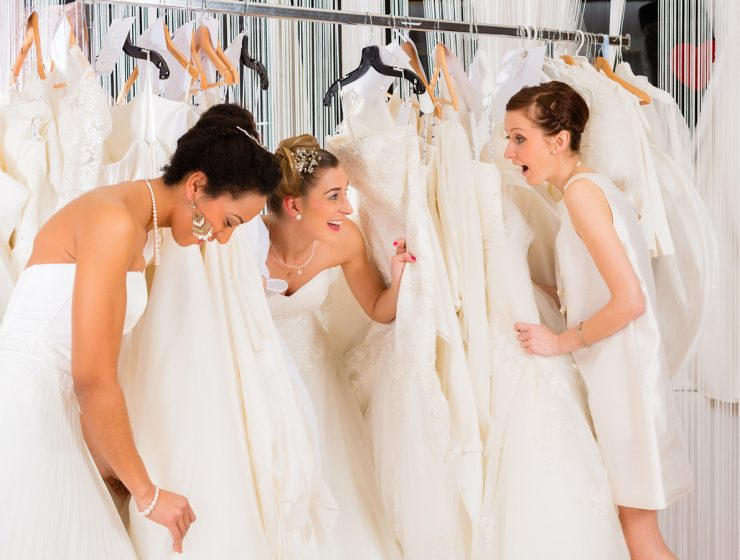 Wedding Dress Shopping Mistakes