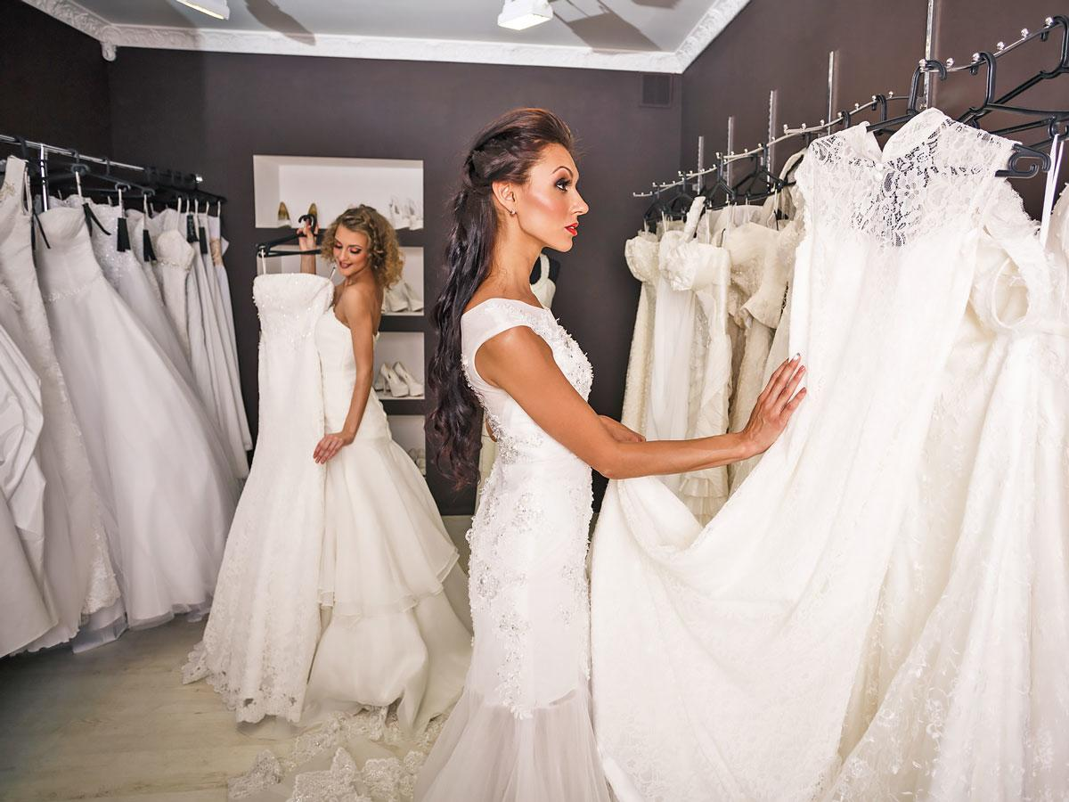 wedding gown styles featured