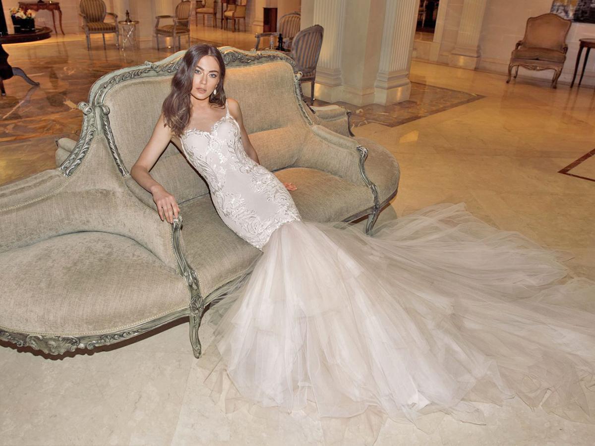 julie vino wedding dresses mermaid
