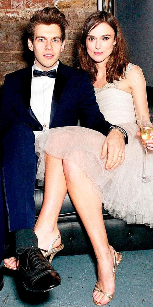 keira knightley hollywood knee length sweetheart neck celebrity wedding dresses with karl lagerfeld for chanel
