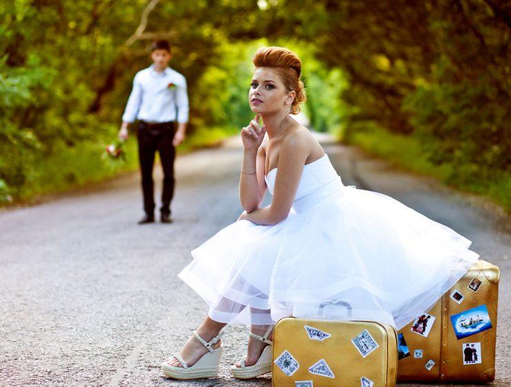 knee length wedding dresses featured