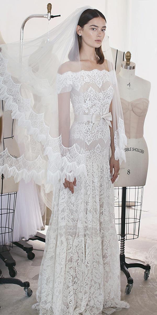 Romantic And Sensual Lihi Hod Wedding Dresses
