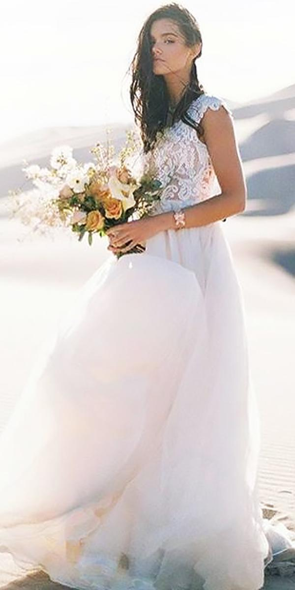 lace blush a line with cap sleeves modest wedding dresses made with love bridal