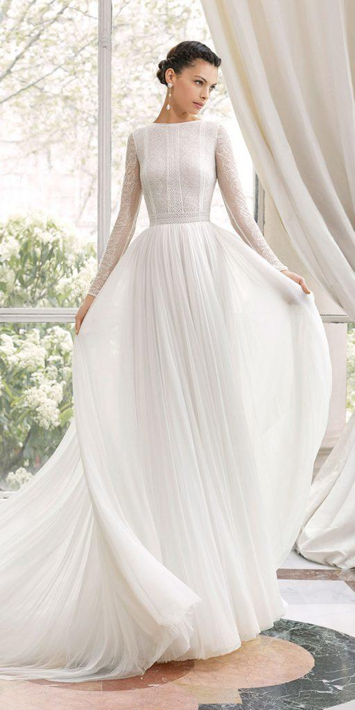 24 Modest Wedding Dresses Of Your Dream Wedding Dresses Guide