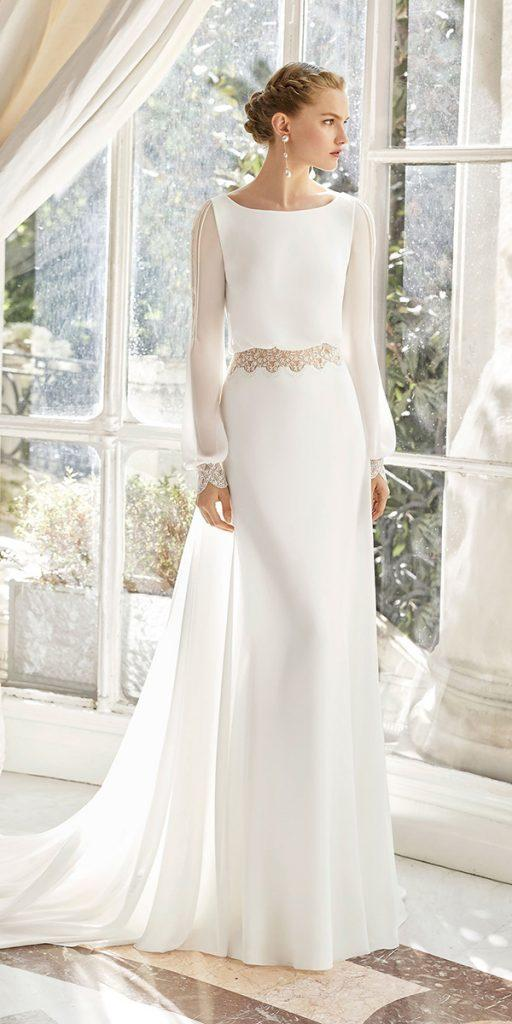 24 Modest Wedding Dresses Of Your Dream Wedding Dresses Guide