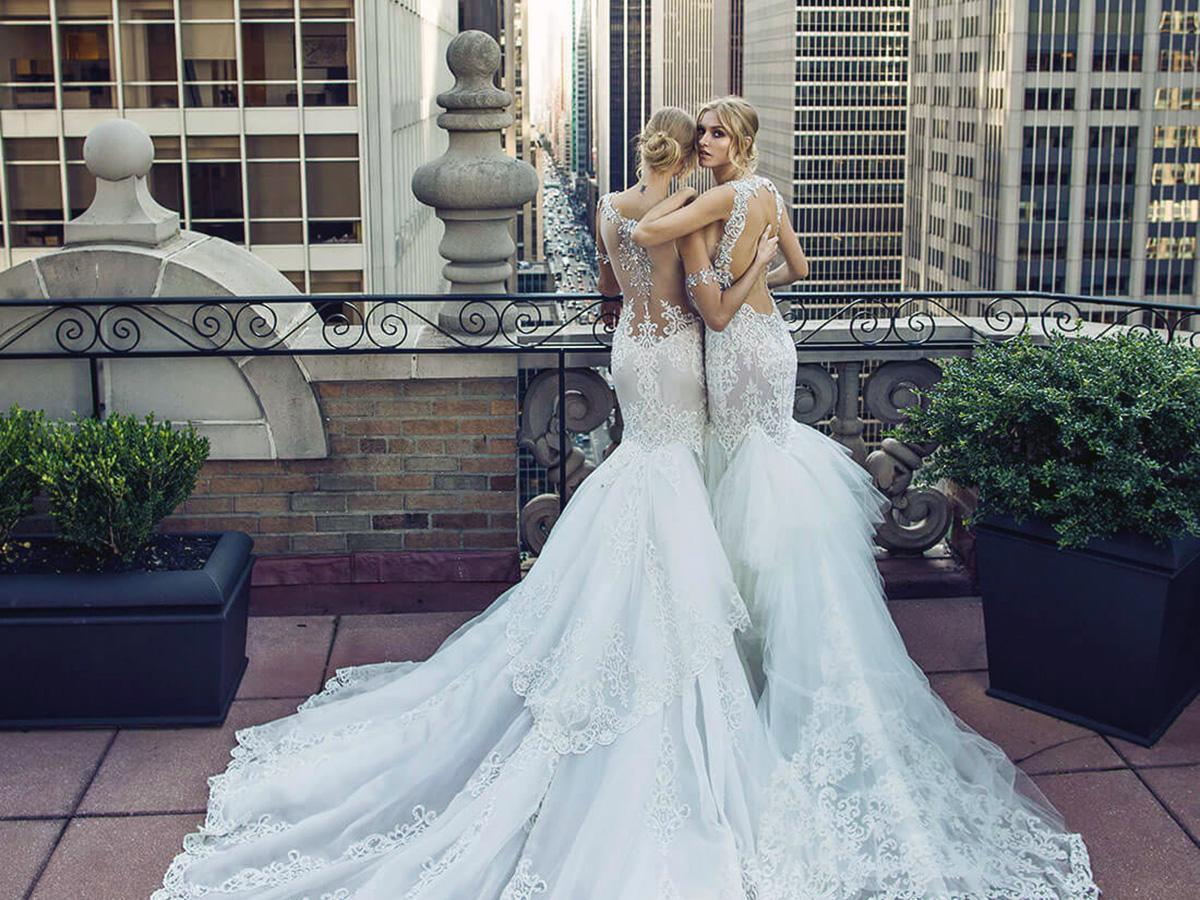 pnina tornai wedding dresses chapel train featured