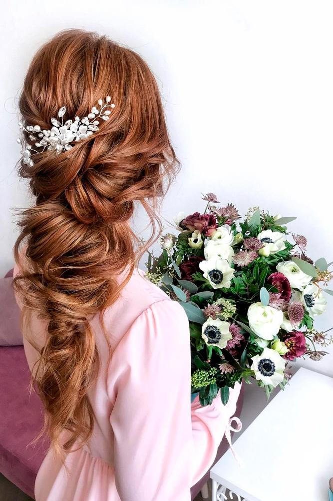 country wedding dresses hair by zolotaya