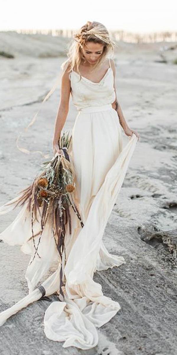 destination wedding dresses sheath with spaghetti straps romantic maria sundin photography
