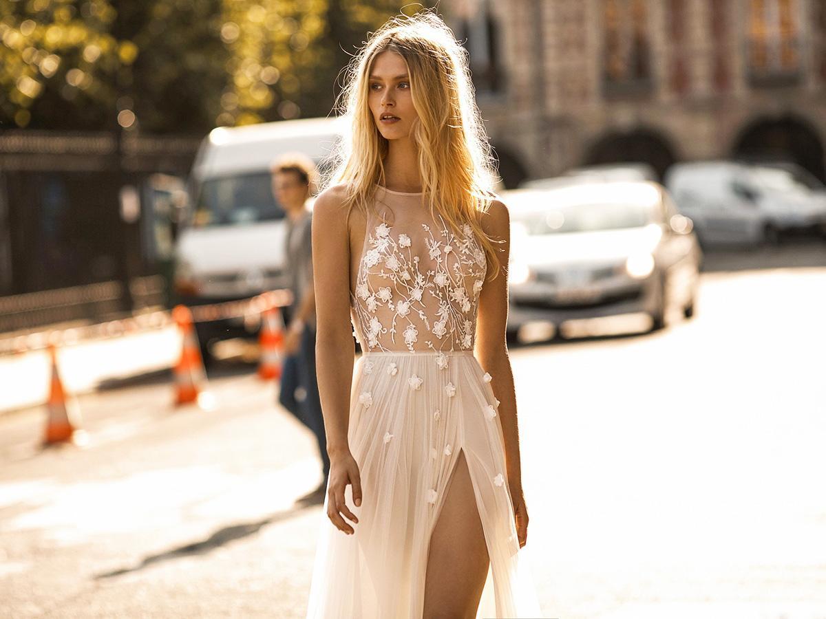 "Gali Karten 2019 Wedding Dresses: Gali Karten Wedding Dresses: ""Paris"" Collection 2019"