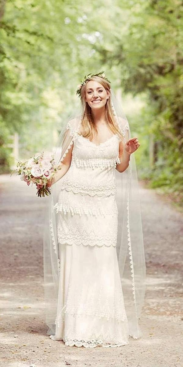The best claire pettibone wedding dresses for your best day for 12 month dresses for wedding
