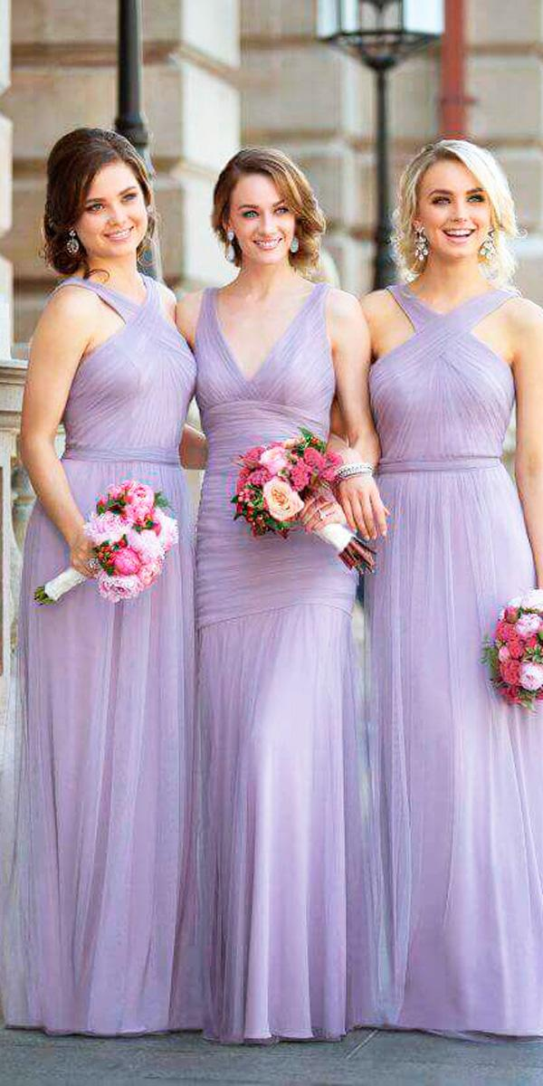 Lavender Bridesmaid Dresses | Good Dresses