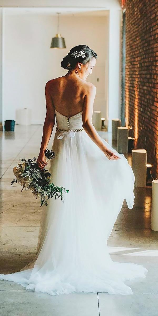 sheath beach wedding dresses simple open back perpixelphoto