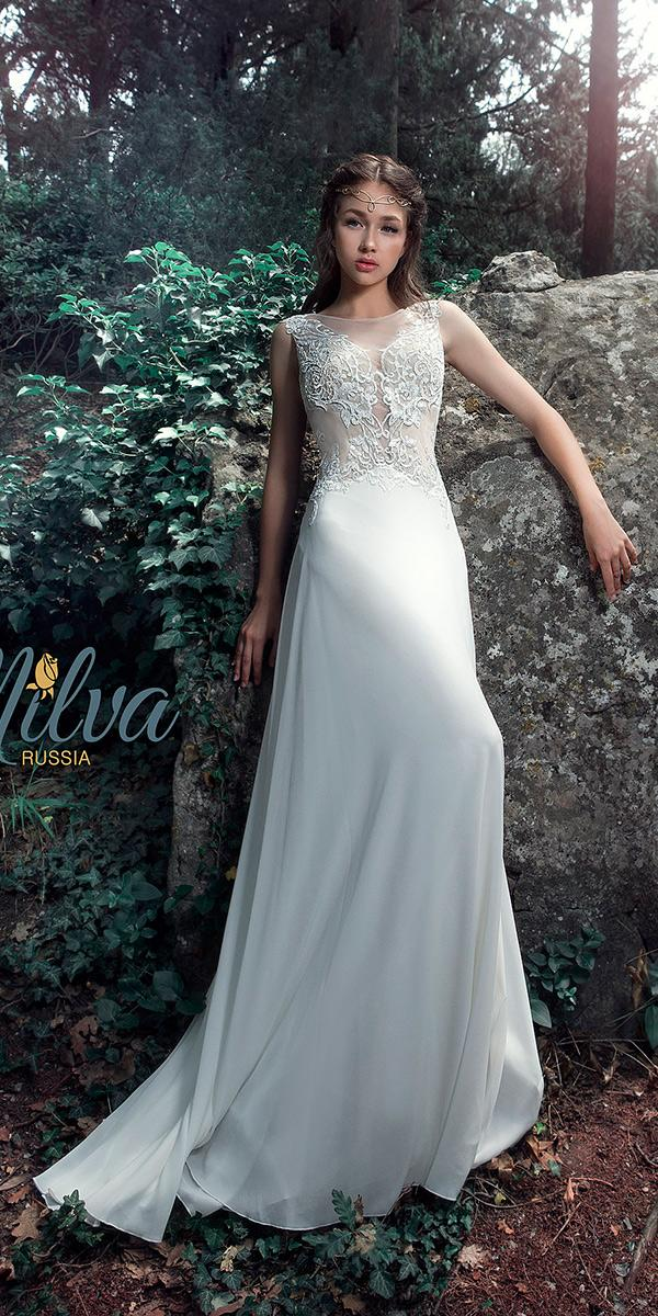 18 lovely and gorgeous milva wedding dresses for 12 month dresses for wedding