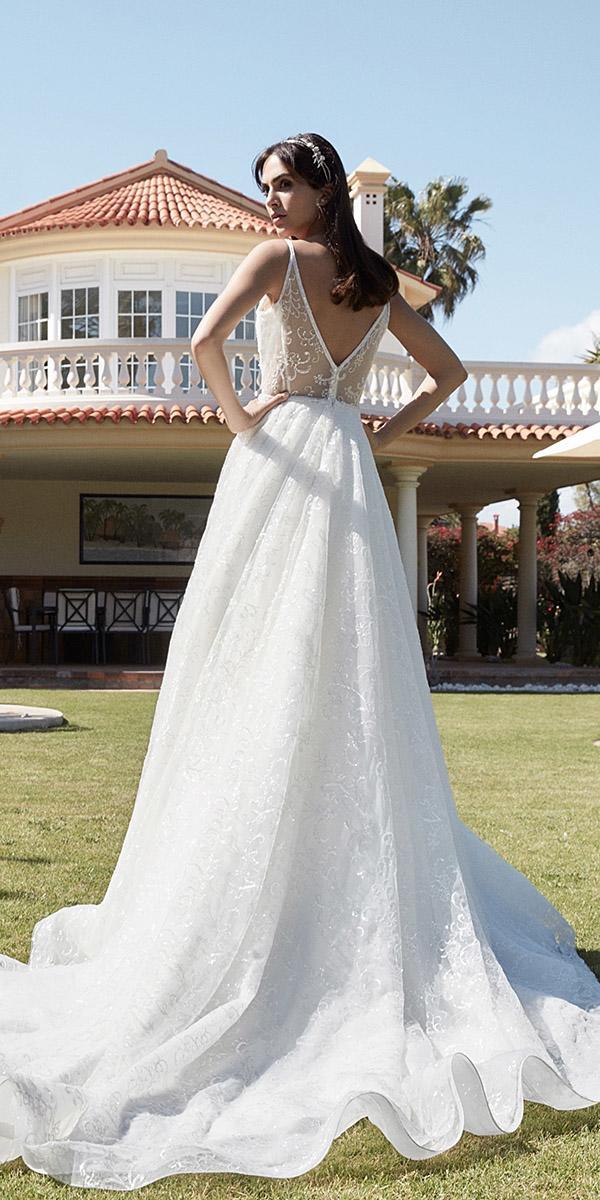 alessandra rinaudo wedding dresses a line v back full lace 2018