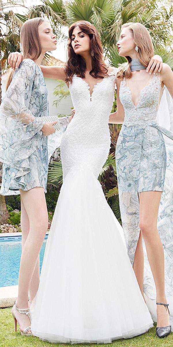 alessandra rinaudo wedding dresses trumpet v neckline full lace