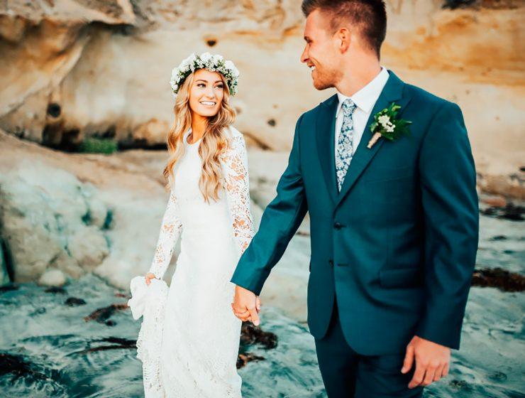 beach wedding dresses nhiya kaye