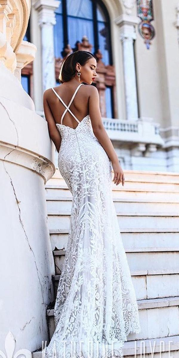 beach wedding dresses straight lace x cross back sleeveless katherinejoyce official
