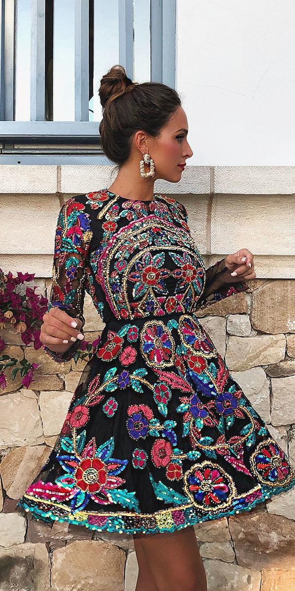 21 Gorgeous Fall Wedding Guest Dresses Wedding Dresses Guide
