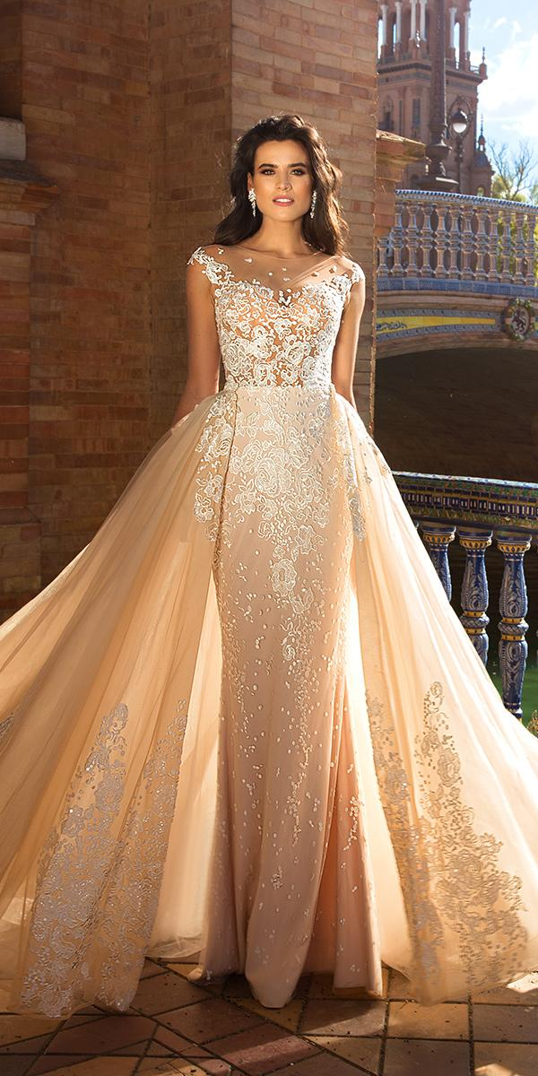Stunning tattoo lace wedding dress pictures styles for Tattoos and wedding dresses