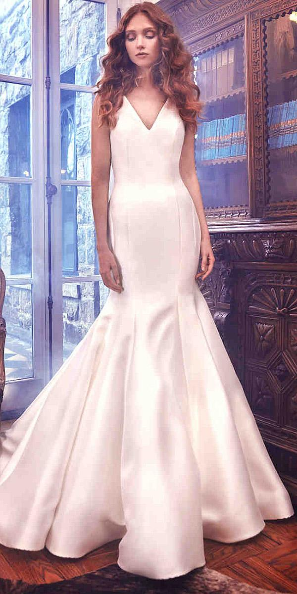 18 sareh nouri wedding dresses for 2018 wedding dresses for Simple romantic wedding dresses
