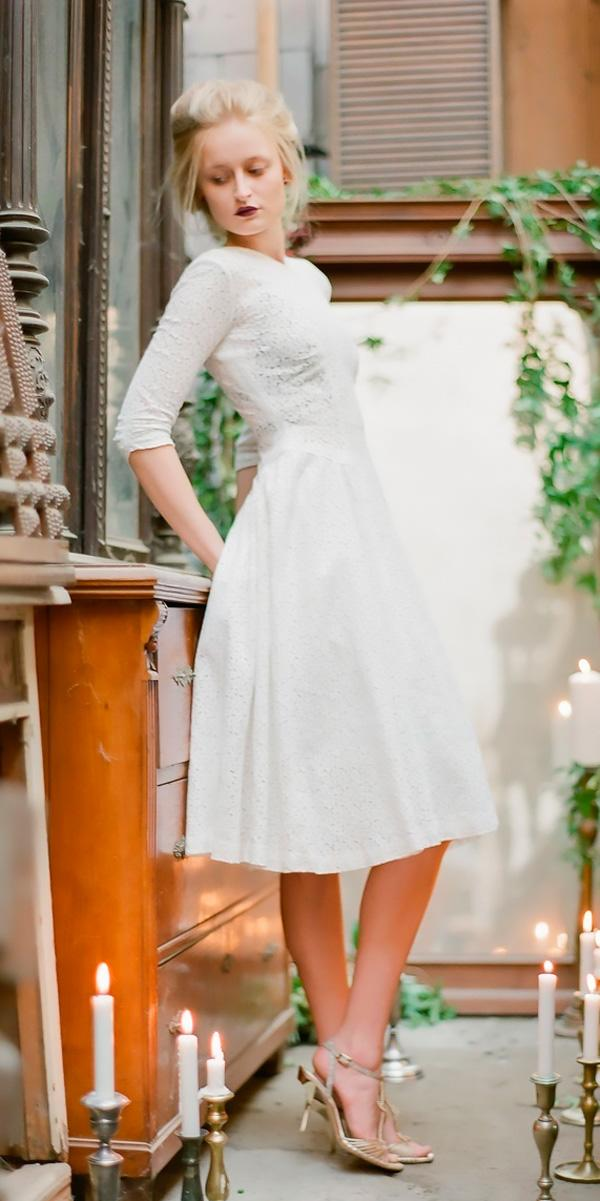 short with sleeves beach wedding dresses peter veronika