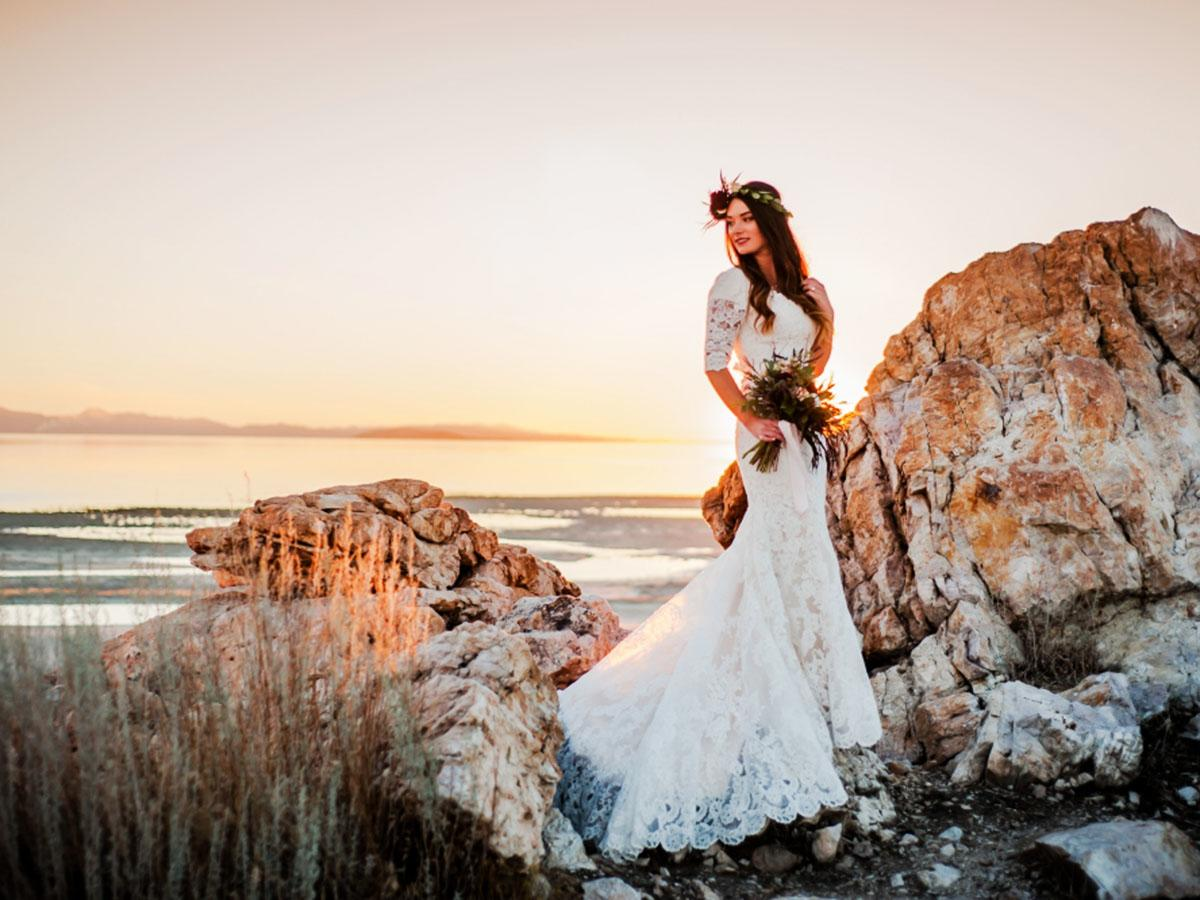 trumpet wedding dresses featured