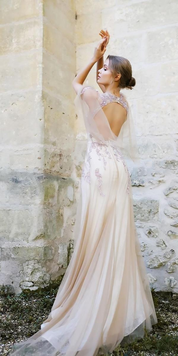 30 vintage wedding dresses you will fall in love for Vintage backless wedding dresses