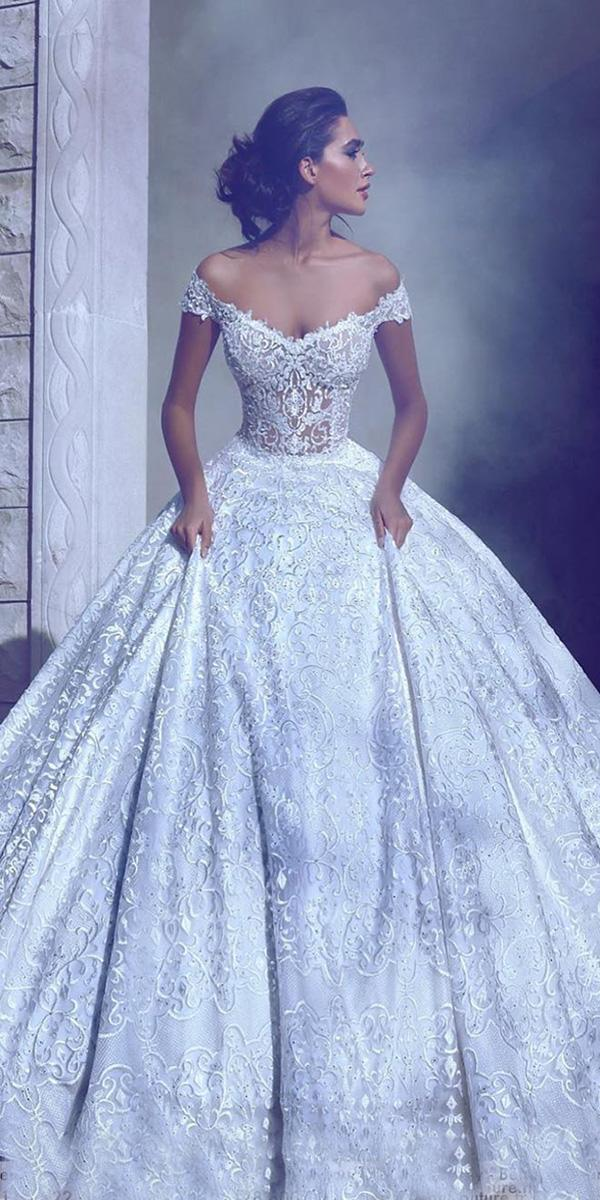 21 Wedding Dresses 2018 From Top Designers Wedding