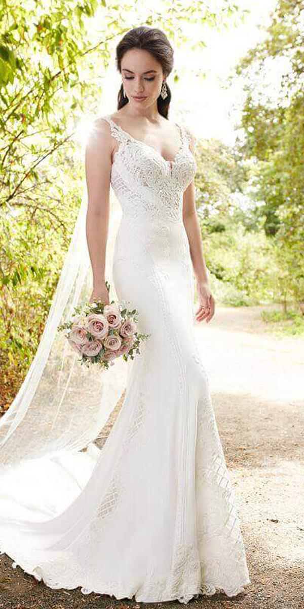 martina liana wedding dresses mermaid sweetheart lace elegant