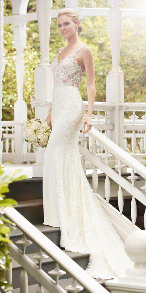 martina liana wedding dresses sheath sweetheart spaghetti straps floral with train