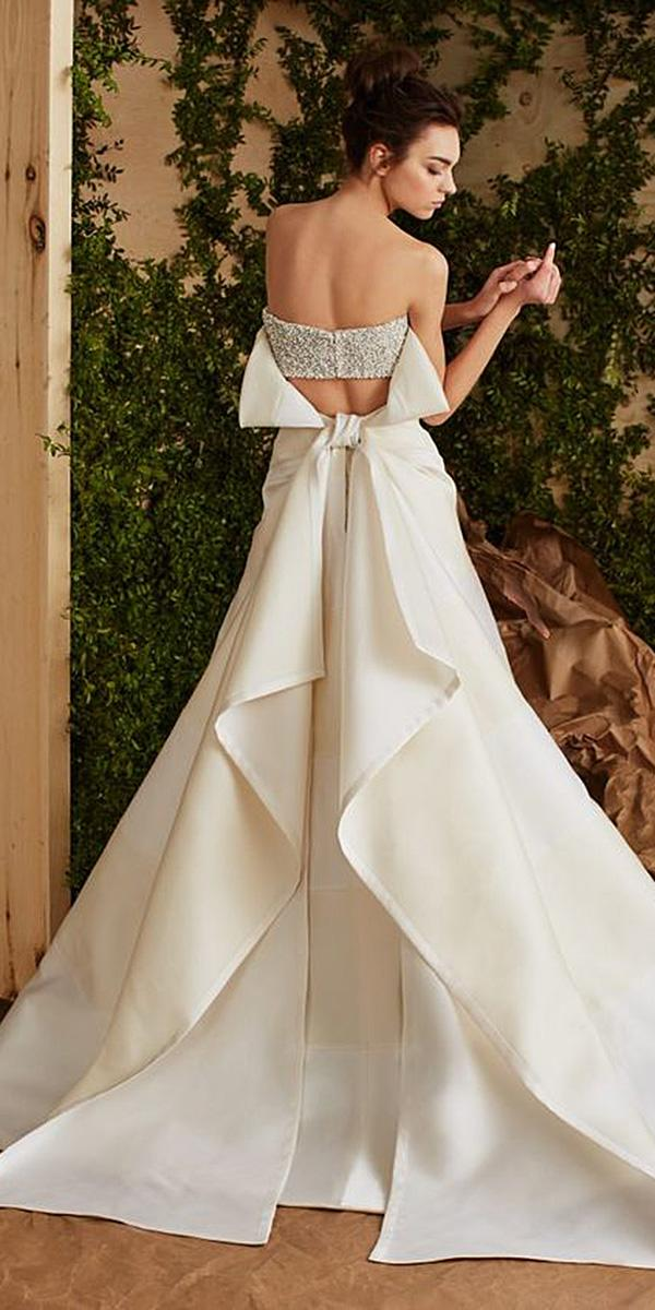 24 Modern Wedding Dresses From Top USA Designers | Wedding Dresses Guide