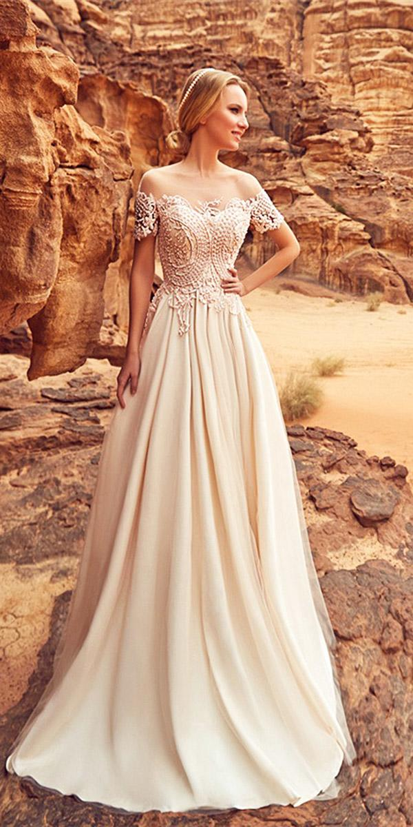 oksana mukha 2018 wedding dresses a line oksana mukha 2018 wedding dresses off the shoulder